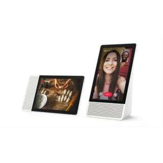 ZA4T0001JP Googleアシスタント搭載 Lenovo Smart Display M10 [Bluetooth対応 /Wi-Fi対応]