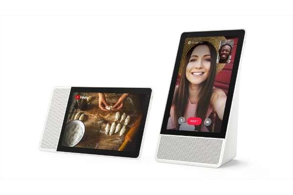 Lenovo「Smart Display M10」ZA4T0001JP