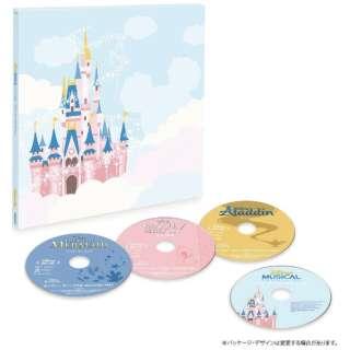 ディズニー ミュージカル・コレクション <ブルーレイ+CD> Vol.1 【ブルーレイ】