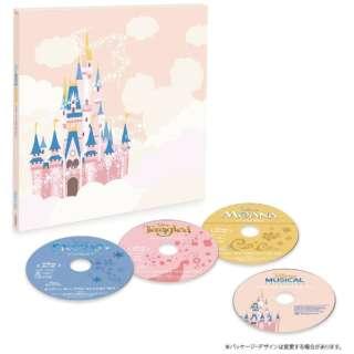 ディズニー ミュージカル・コレクション <ブルーレイ+CD> Vol.2 【ブルーレイ】
