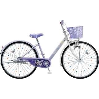 20型 子供用自転車 エコパル(ラベンダー/シングルシフト)EPL00【2019年モデル】 【組立商品につき返品不可】