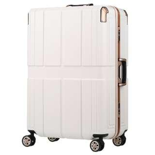 スーツケース 75L SHIELD 2(シールド2) ホワイト 6027-60-WH [TSAロック搭載]