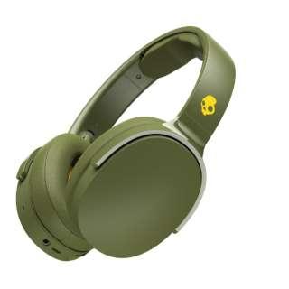 ブルートゥースヘッドホン MOSSOLIVE S6HTW-M687 [リモコン・マイク対応 /Bluetooth]