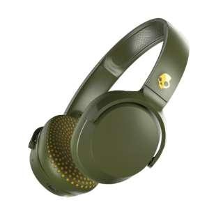 ブルートゥースヘッドホン MOSSOLIVE S5PXW-M687 [リモコン・マイク対応 /Bluetooth]