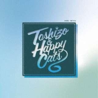 TOSHIZO SHIRAISHI/ TOSHIZO AND HAPPY CATS 【CD】