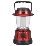 LEDランタン BKSLTLD116-R レッド [LED /単3乾電池×4 /防水]