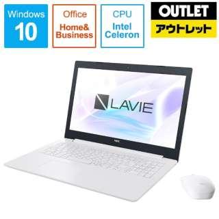 【アウトレット品】 15.6型ノートPC [Office付・Celeron・HDD 500GB・メモリ 4GB] PC-GN11FJRZDCHDD2TDA 【数量限定品】
