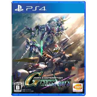 SDガンダム ジージェネレーション クロスレイズ 通常版 【PS4】