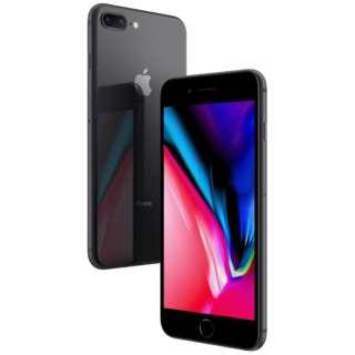 iPhone8 Plus 256GB SGY SIMFREE モデル