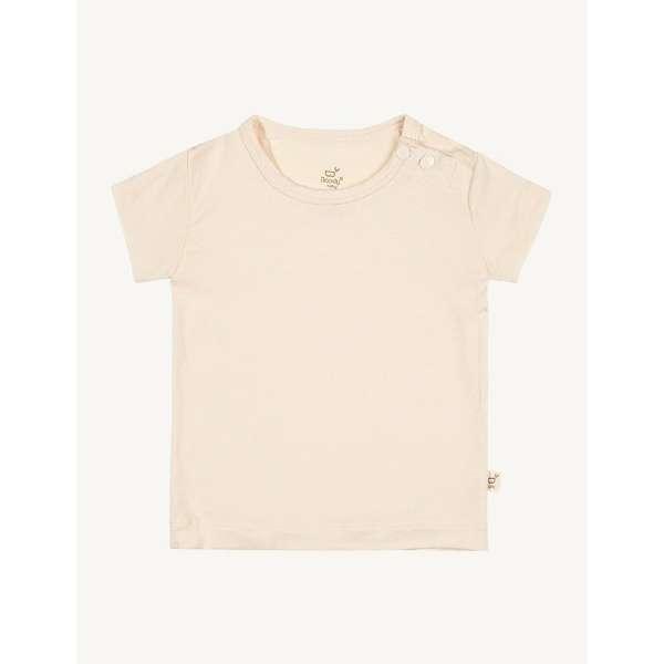 【店舗のみの販売】 ベビーウエア Tシャツ(チョーク/6~12mths:6ヶ月~12ヶ月/国内サイズ:70) TSCH12
