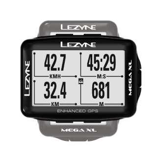 GPSサイクルコンピューター MEGA XL GPS(2.7インチディスプレイ/ブラック) 57_3701100002