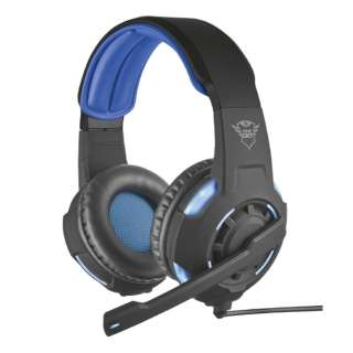 ゲーミングヘッドセット GXT 350 Radius 7.1 Surround Gaming Headset 22052 [USB /両耳]