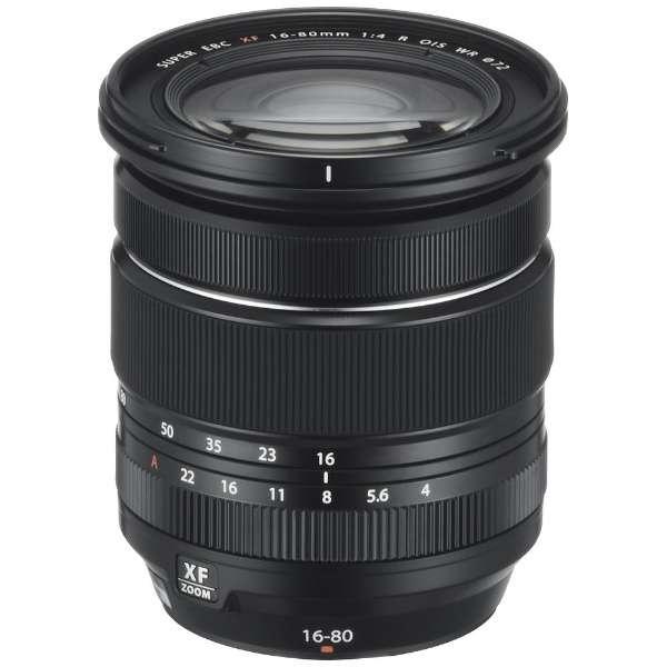 カメラレンズ XF16-80mmF4 R OIS WR FUJINON(フジノン) [FUJIFILM X /ズームレンズ]