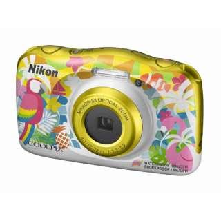 W150RS コンパクトデジタルカメラ COOLPIX(クールピクス) リゾート [防水+防塵+耐衝撃]