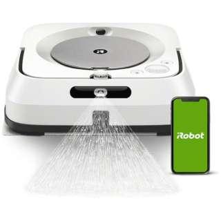 床拭きロボット ブラーバ ジェットm6(Braava Jet) m613860 ホワイト