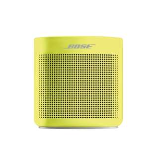 SLINKCOLOR2YLW ブルートゥース スピーカー SoundLink Color イエローシトロン [Bluetooth対応 /防滴]