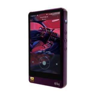デジタルオーディオプレーヤー パープル R6 Pro [32GB /ハイレゾ対応]