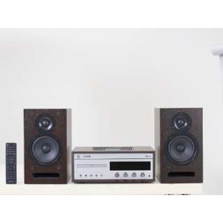 真空管ハイブリッドCDステレオシステム SMC-500BT [ワイドFM対応 /Bluetooth対応]