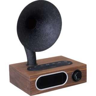 ラジオ付 ブルートゥーススピーカー MSR-5 [Bluetooth対応]