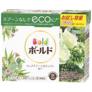 Bold(ボールド)ピュアクリーンボタニアの香り 粉末 通常サイズ(600g) 〔洗濯洗剤〕