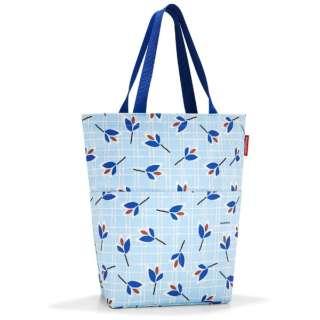 ライゼンタール シティショッパー2 LEAVES BLUE 39235102 LEAVES BLUE
