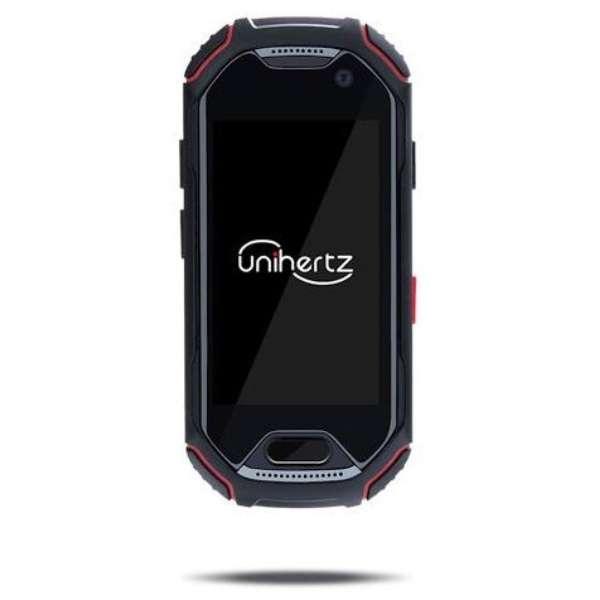 【防水・防塵】Unihertz Atom ブラック「ATOM-01」Octa Core 2.45型・メモリ/ストレージ:4GB/64GB nanoSIM x2 DSDV対応 ドコモ/au/ソフトバンク/YmobileSIM対応 SIMフリースマートフォン