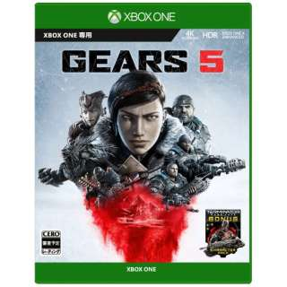 Gears 5 通常版 【Xbox One】