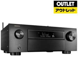 【アウトレット品】 AVアンプ [ハイレゾ対応 /Bluetooth対応 /Wi-Fi対応 /11.2ch /DolbyAtmos対応] AVC-X6500 ブラック 【外装不良品】