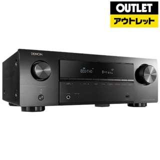 【アウトレット品】 AVサラウンドレシーバー[5.2ch/Bluetooth対応 /ワイドFM対応] AVR-X550BT K ブラック 【外装不良品】