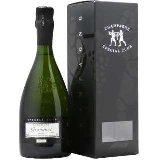 セシル・グロンニェ スペシャル・クラブ 2010 750ml【シャンパン】