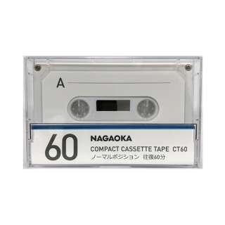 オーディオカセットテープ CT60 [60分]