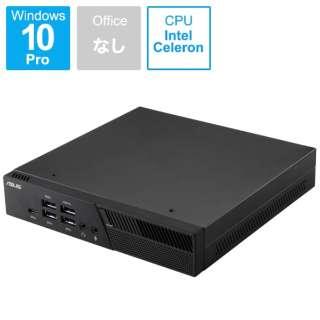 PB40-BC131ZD デスクトップパソコン MiniPC [モニター無し /HDD:500GB /メモリ:4GB /2019年7月モデル]