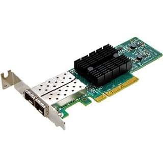 NASキット用 増設LANボード(10GbE SFP+) E10G17-F2