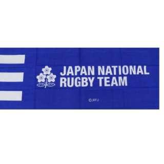 ラグビー 日本代表 2019 バラエティグッズ JAPAN NATIONAL RUGBY TEAM 手ぬぐい(350×900mm) MS19081