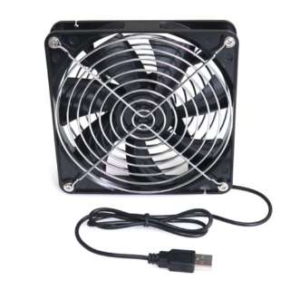 〔USB扇風機〕 BIGFAN140U for Men BIGFAN140U ブラック