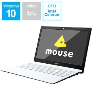 mouse ノートパソコン BC-MB15N4100S2-192 [15.6型 /intel Celeron /SSD:240GB /メモリ:8GB /2019年8月モデル]