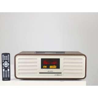 SMS-850BT 真空管ハイブリッドCDステレオ SANSUI [Bluetooth対応 /ワイドFM対応]
