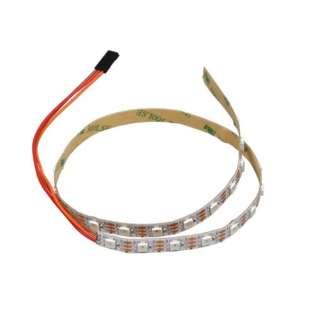 [プログラミング教材] micro:bit用 ベーシックモジュールフルカラーシリアルLEDテープ SEDU-052924