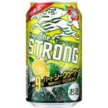 [数量限定] キリン・ザ・ストロング シークワーサー (350ml/24本)【缶チューハイ】