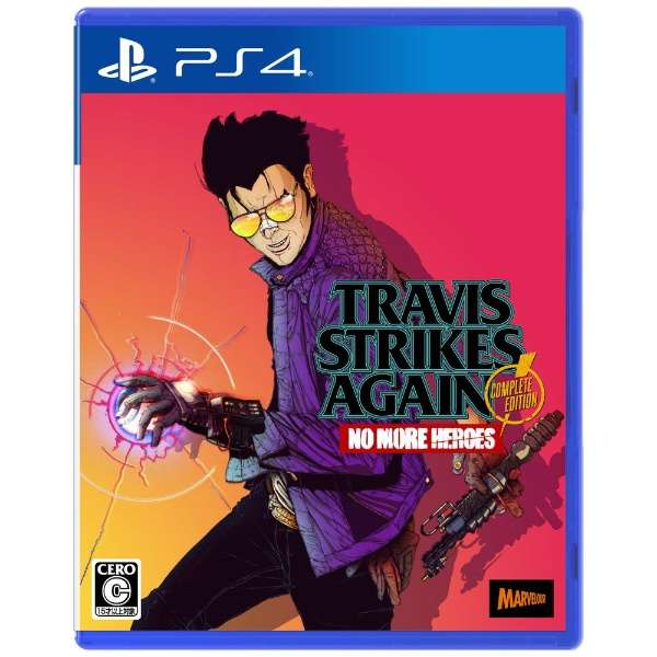Travis Strikes Again: No More Heroes Complete Edition 【PS4】