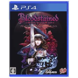 Bloodstained:Ritual of the Night 【PS4】