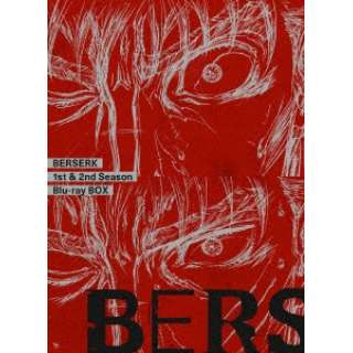 ベルセルク 1st & 2nd Season Blu-ray BOX 【ブルーレイ】