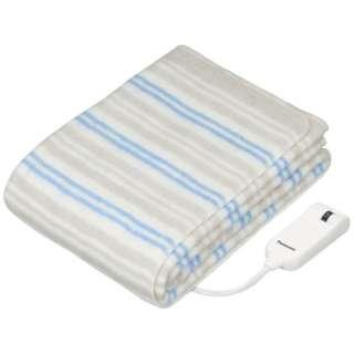 DB-UP50SBK-H 電気毛布 ライトグレー [シングルサイズ /敷毛布]