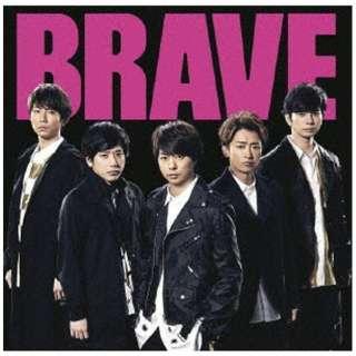 嵐/ BRAVE 初回限定盤 DVD 【CD】