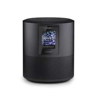 スマートスピーカー Bose Home Speaker 500 Triple Black [Bluetooth対応 /Wi-Fi対応]