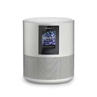スマートスピーカー Bose Home Speaker 500 Luxe Silver [Bluetooth対応 /Wi-Fi対応]