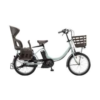 20型 電動アシスト自転車 アシスタC STD(グレイッシュミント/内装3段変速)CC0C30【2020年モデル】 【組立商品につき返品不可】