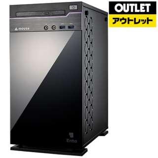 【アウトレット品】 ゲーミングデスクトップPC [Win10 Home・Core i7・HDD 1TB・SSD 240GB・メモリ 16GB・GTX1060] ENTA-MI87M1S2H1G16LL 【再調整品】