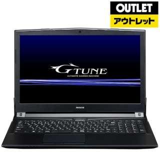【アウトレット品】 15.6型ゲーミングノートPC [Win10 Home・Core i7・HDD 1TB・SSD 256GB・メモリ 16GB・GTX1050] BC-GN5I875HM1S2H1G15L 【再調整品】