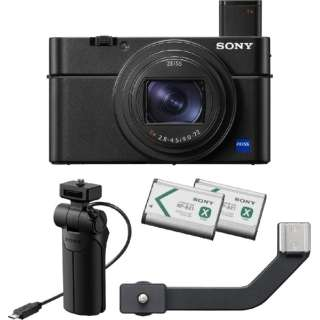DSC-RX100M7G コンパクトデジタルカメラ Cyber-shot(サイバーショット) シューティンググリップキット